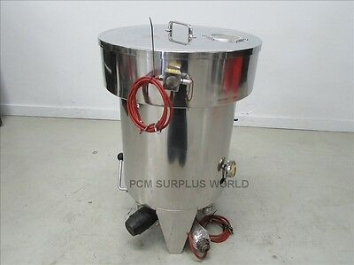 Custom Laboratory 76L Sterilizer *used & Tested*