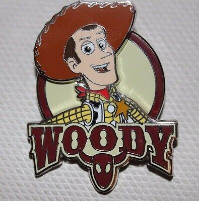 Disney Parks Reveal Conceal Pixar Toy Story Collection Woody Pin