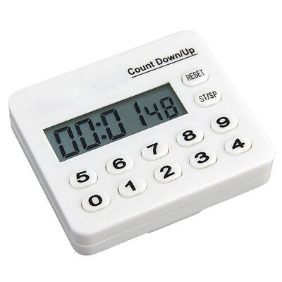 Counter Chronograph Digital Timer Stopwatch T1