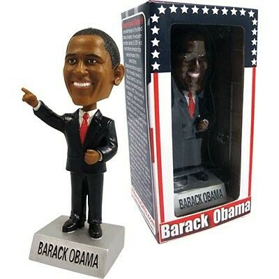 Barack Obama Bobble Head 44Th President