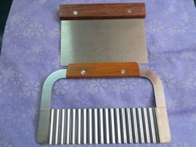 Soap Loaf Bar Cutter - Wavy & Straight Cutter Slicer or Straight Cutter