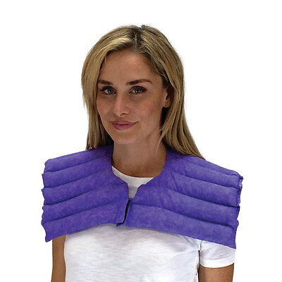 Neck & Body Therapy Pack- Microwave Heat or Chill in Freezer-Natural Pain Relief