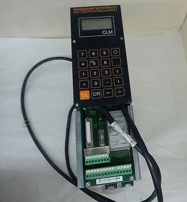 Indramat Clm 01.3-X-0-2-0 Servo Controller, (Volts Not Stated)