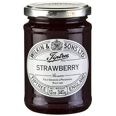 NEW Tiptree Strawberry Preserve 340g