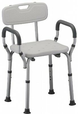 NOVA Medical Products Deluxe Bath Seat With Back and Arms