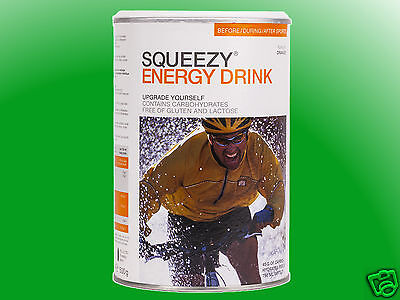(25,30€/kg)   Squeezy Energy Drink a 500g