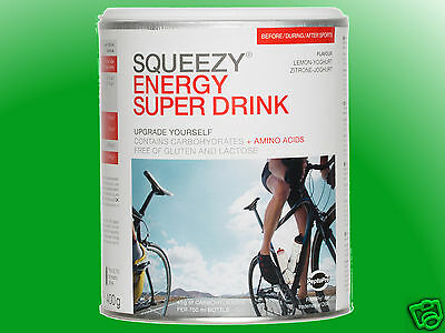 (31,63€/kg)   Squeezy Energy Super Drink a 400g