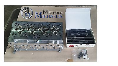Cylinder head VW 2,0 TDI -16V- Golf, Passat, Touran BUY, BVA, BVF, BVG, BKD, BUZ