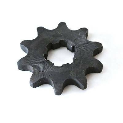 10T Teeth 17mm 420 Chain Front Sprocket For Pit Trail Quad Dirt Bike ATV Buggy
