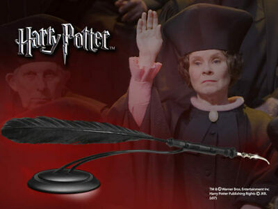 Harry Potter : Writing Quill Professor Umbridge from The Noble Collection NN7650