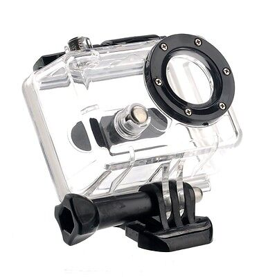 US Protective Side Opening Skeleton Housing Case For GoPro Hero 1 Hero 2 Camera