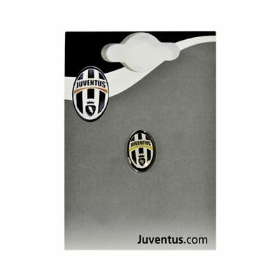 Juventus Fc Crest Pin Badge - Official Football Club Fan Merchandise Gift Idea