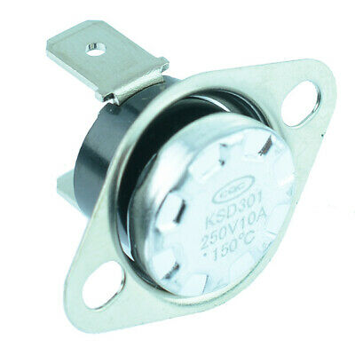 Thermostat Temperature Thermal Switch NC / NO 50°C to 150°C