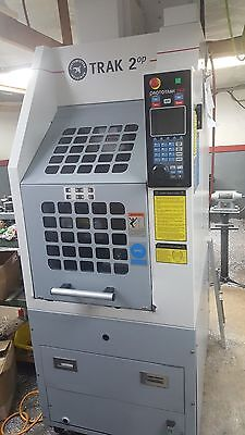 2014 Prototrak 2OP CNC Vertical Machining Center 3 Axis Mill 8 Station ATC USED