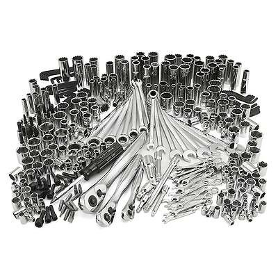 Craftsman 311 pc Mechanics Tool Set 35311 Ratcheting Combination Wrenches 334