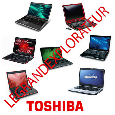 Toshiba Portege Satellite Tecra Laptop Maintenance Service manual Collection DVD