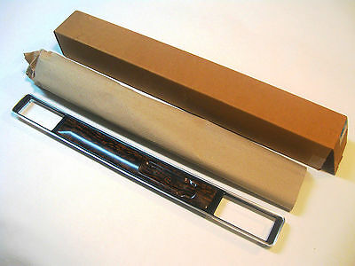 1975 1976 1977 Chevrolet Truck GMC Woodgrain Dash Trim Molding GENUINE GM NOS