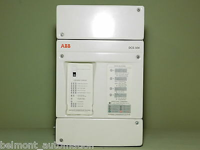 WORKING - ABB DCS500 DC Drive DCS501B0200-41-2100000