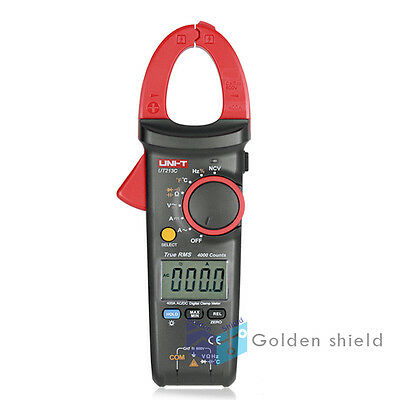 UNI-T UT213C 400A  AC/DC Current Measurements True RMS Digital Clamp Meters