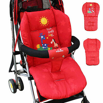 Baby Stroller USEFUL Child Cart Seat Cushion Pushchair Mat 0-36 M Baby Pad