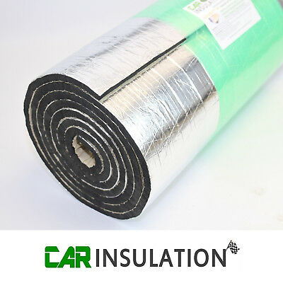 3m² GlassMAT™ HR 20mm Marine Engine Bay Boat Insulation Sound Deadening Proofing