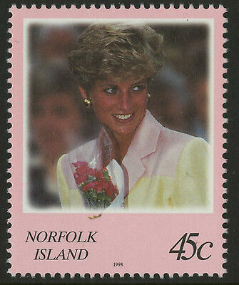 Norfolk Islands   1998   Scott # 644    Mint Never Hinged