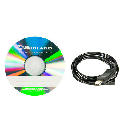 Midland PRG10 Software - C974.01
