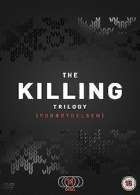 The Killing - Series 1-3 [DVD] New & Sealed