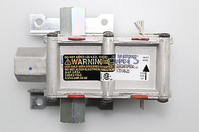 Genuine OEM WB21T10014 GE Range Gas Valve Assembly