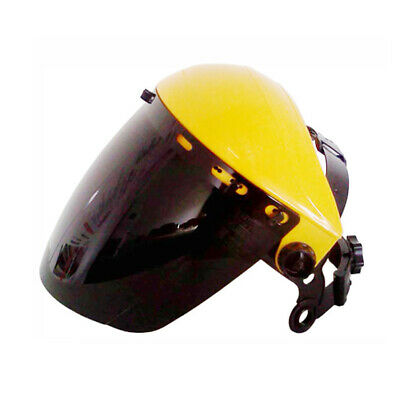 On Site Safety Brow Guard & Faceshield Face Shield 2mm Shade 5 Welding Visor