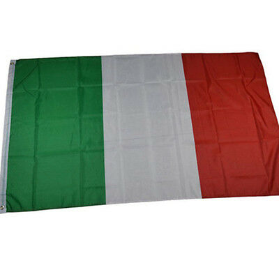 90x150cm New Large 3x5ft Italy Italian Polyester National Flags With Grommets