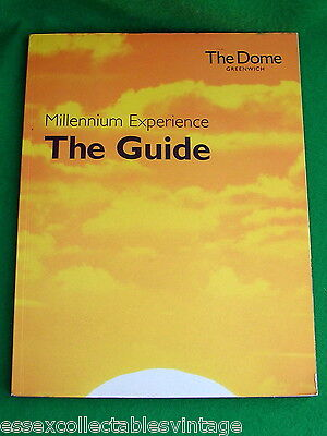 Millennium Experience The Guide To The Year 2000 Millennium Dome - Collectable