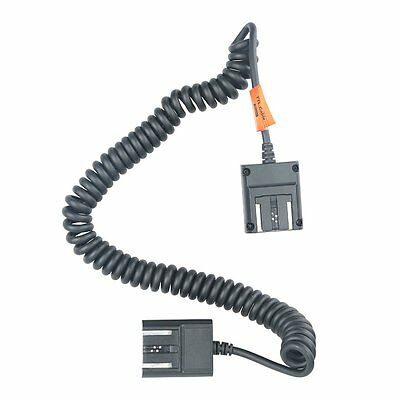 Godox 3M TTL Off Camera Hot Shoe Flash Sync Cable Cord For Sony Camera Speedlite