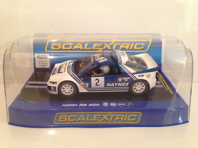 Scalextric C3407 Ford RS 200 #2 HAYNES Livery