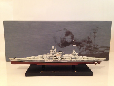Scharnhorst Model on Base 1:1250 Scale GM104