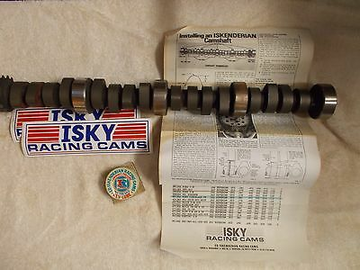Iskenderian Isky Racing Hydraulic SuperCam Ford Cleveland V8 431256 351 New