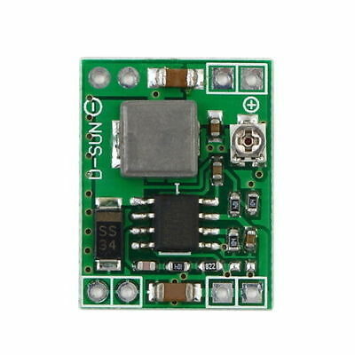 Mini 3A DC-DC Adjustable Converter Step Down Power Supply Module Replace LM2596S