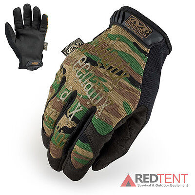 MECHANIX WEAR® ORIGINAL, Handschuhe WOODLAND, in S, M, L, XL,  # MG-71 KSK BW