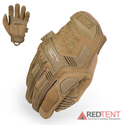 MECHANIX WEAR® M-PACT, Schutz Handschuhe COYOTE in S, M, L, XL, # MPT-72 KSK, BW