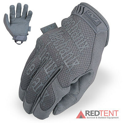 MECHANIX WEAR® ORIGINAL WOLF GREY, Handschuhe, Größen S, M, L, XL, # MG-88 KSK