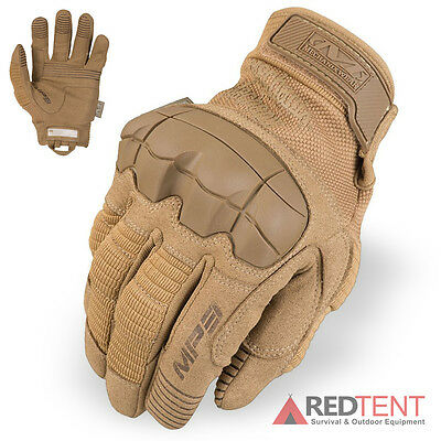MECHANIX WEAR® M-PACT COYOTE, Handschuhe in Größe S, M, L, XL, # MP3-72 KSK, BW