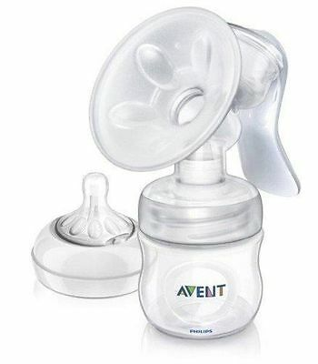 Philips AVENT SACALECHES MANUAL AVENT SCF330/20 MONOVARSALUD