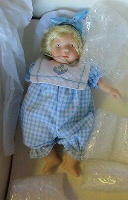 """Pauline's Limited Edition Dolls Christopher 9"""""""
