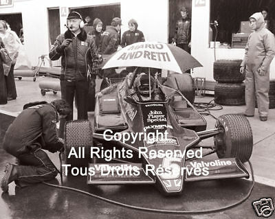 Lotus Mario Andretti F1 Formula One 1978 Photo #22