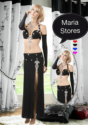 New costumes belly dance, Shipping from USA.