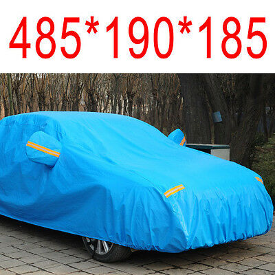 Car Cover UV Protection Waterproof Outdoor Indoor Breathable KYL
