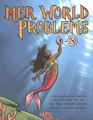 Mer World Problems by Theo Lorenz 9781492647225 (Paperback, 2016)