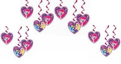 My Little Pony Hanging Swirl Birthday Party Decorations