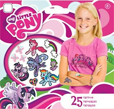 My little Pony Tattoos - 25 Ct. Party Favour