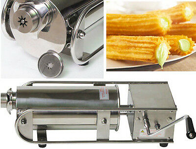 Commercial Churros Making Machine Professionsal Tool Kitchen Cooking Pastry